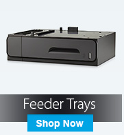 Feeder Trays