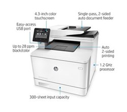 HP Business Printers LaserJet Pro Series HP Business Printer cf378a