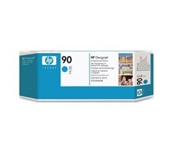HP Printer Maintenance Kits hp 90 cyan designjet printhead and printhead cleaner c5055a