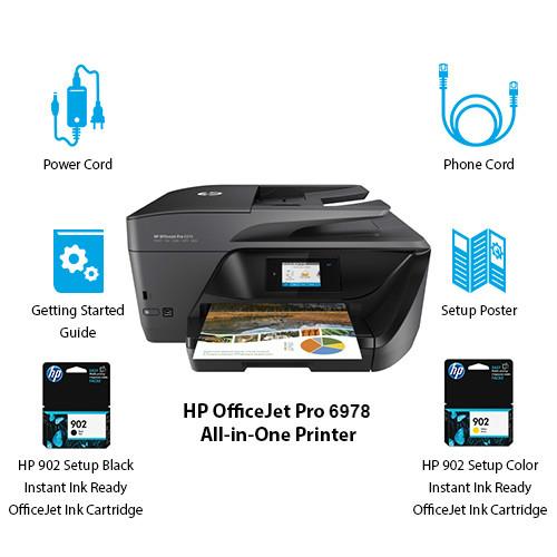 HP OfficeJet Pro 6978 AIO