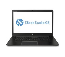 ZBook studio series hewlett packard z2a40ut aba