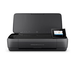HP Business Printers hewlett packard office jet 250 mobile aio printer cz992a b1h