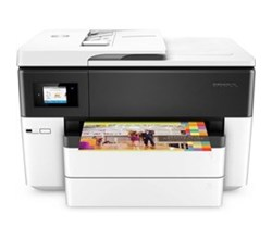 HP Business Printers hewlett packard office jet 7740 wide format aio printer g5j38a b1h