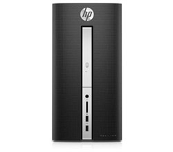 HP Microtower PC hewlett packard z5m32aar aba