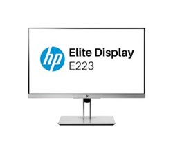 HP EliteDisplay Hewlett Packard EliteDisplay E223 21.5 inch Monitor 1FH45A8ABA