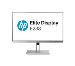 HP EliteDisplay Hewlett Packard EliteDisplay E233 23 inch Monitor 1FH46A8ABA