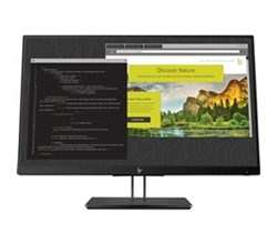 HP Z Display Hewlett Packard Z24nf G2 23.8 Inch Display 1JS07A4ABA