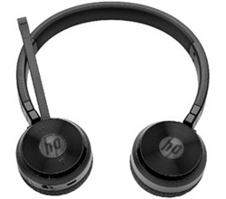 HP Headsets hp uc wireless duo headset w3k09aa aba