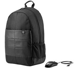 Carrying Cases hp 15.6 classic backpack and mouse