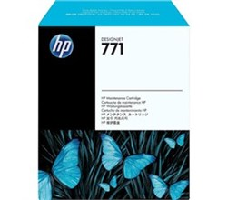 HP Printer Maintenance Kits hp 771 designjet maintenance cartridge